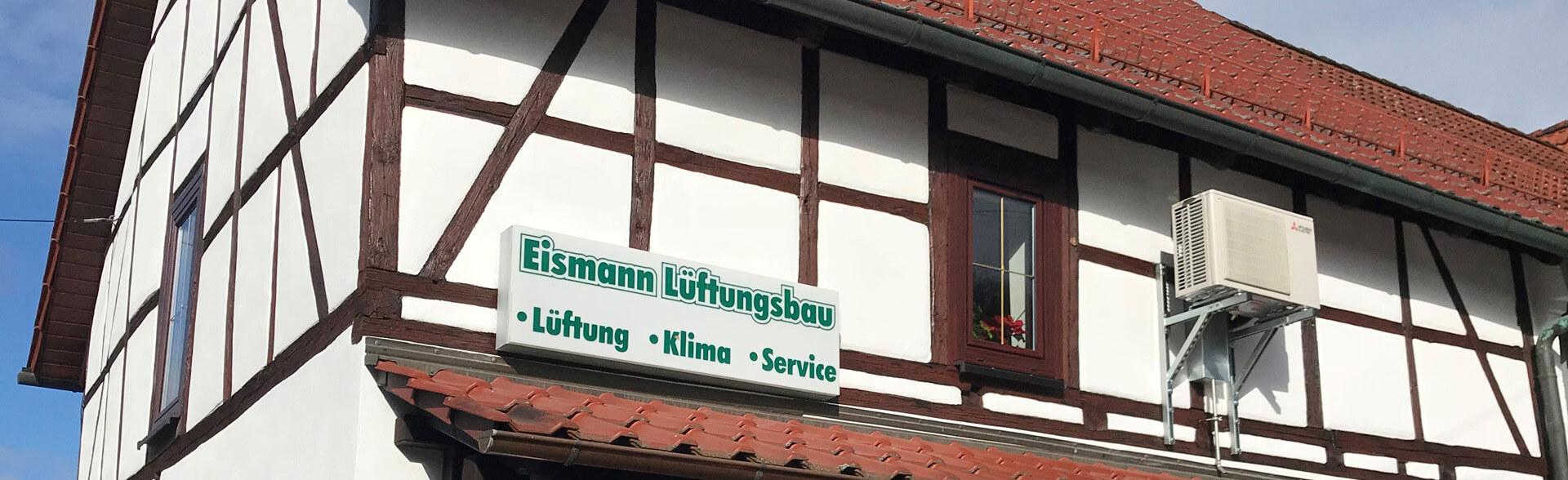Eismann Lüftungsbau in Uhlstädt